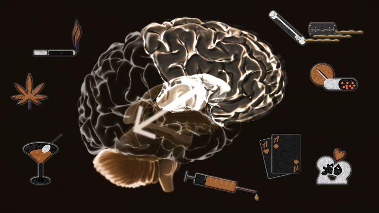 Neurobiologie der Sucht