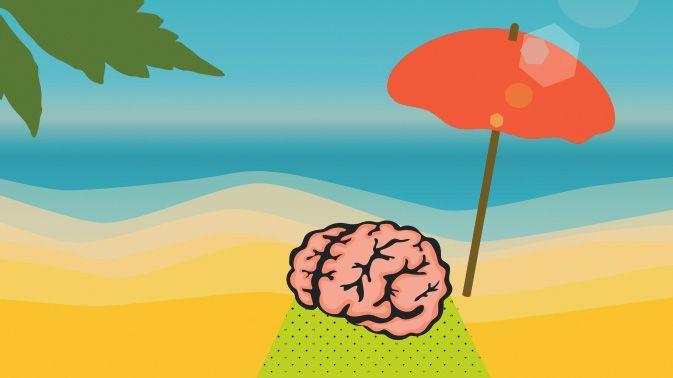 Urlaub – die größere Pause fürs Gehirn