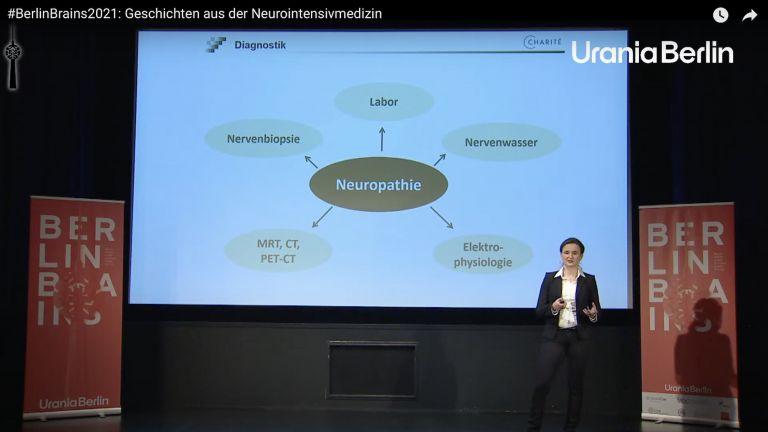Urania Vortrag Neurointensivmedizin