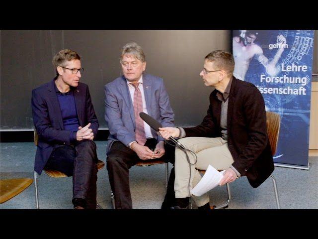 Michael Fröhlich, Eckard Friauf, Arvid Leyh